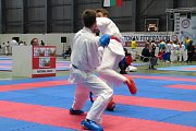 Patnáctiletý Karatista z Třebíče Martin Hanák si pro svůj první mezinárodní úspěch zajel na světový šampionát do Bulharska.