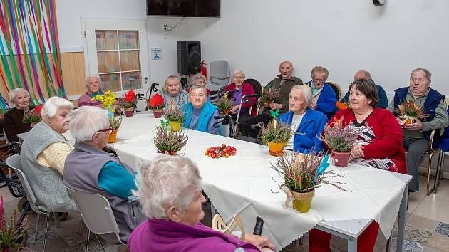 V Onšově oslavili Den prarodičů