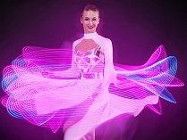 Aliatrix Lifgt Show Foto: Ars koncert
