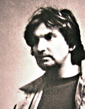 Archivní portrét Petra Nováka asi z konce 80. let minulého století.