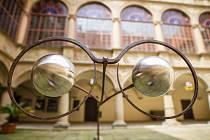 Léčba železem a ohněm. Výstava kovových objektů a skulptur uměleckého kováře Pavla Tasovského na obou nádvořích zámku a v zámeckém parku.