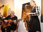 Výstava Pavla Hlaváče Panelákové blues.
