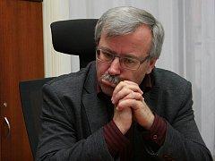 Dosavadní starosta Třebíče Pavel Janata.