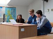 Studenti gymnázia v Moravských Budějovicích nedávno založili studentskou iniciativu GMBproMb.