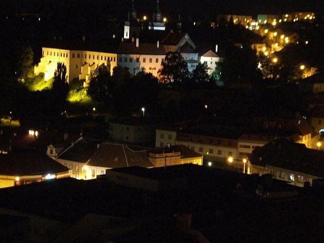 Pokochat se netradičním pohledem na Třebíč mohou během srpna turisté i obyvatelé města.
