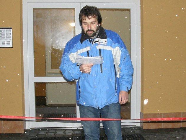 Nově postavený bytový dům představili v Jakubově.