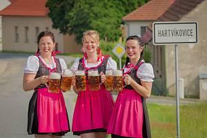 Oktoberfest se v Hartvíkovicích uskuteční poprvé.