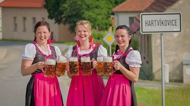 Vyprodáno, hlásí první ročník Oktoberfestu v Hartvíkovicích
