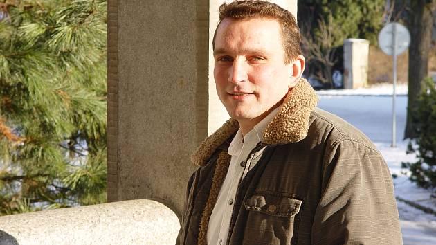 David Kuřítko z Jihlavy (na archivním snímku).