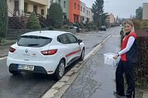 Největší domácí hospic na Vysočině má nová auta.