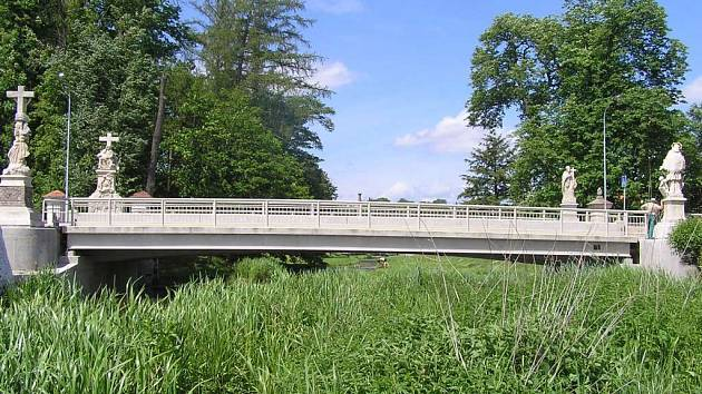 Most v Jaroměřicích nad Rokytnou