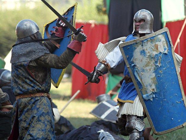 OBRAZEM: Historické slavnosti v Třebíči začaly. Potrvají do neděle