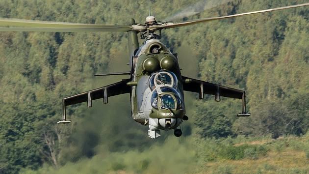 Cvičení se zúčastní na 700 vojáků celkem z 8 zemí, včetně České republiky.