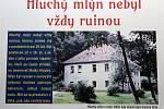 Výstava o historii Libušina údolí v Ekotechnickém centru Alternátor v Třebíči.