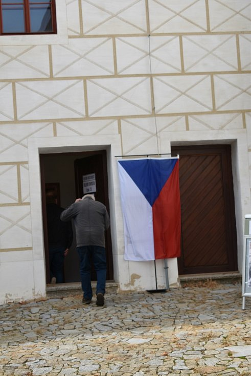 Volby na Třebíčsku 2020