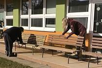Mateřská škola je bez dětí. Přesto se v ní stále něco děje
