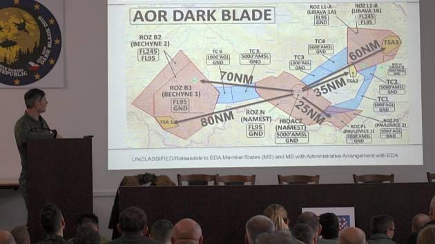 Dark Blade 2019, ilustrační foto