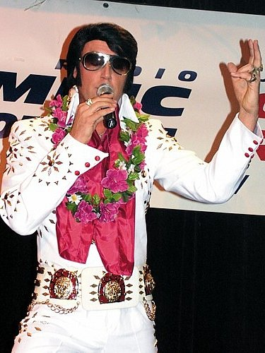 Elvis - Vladimír Lichnovský.
