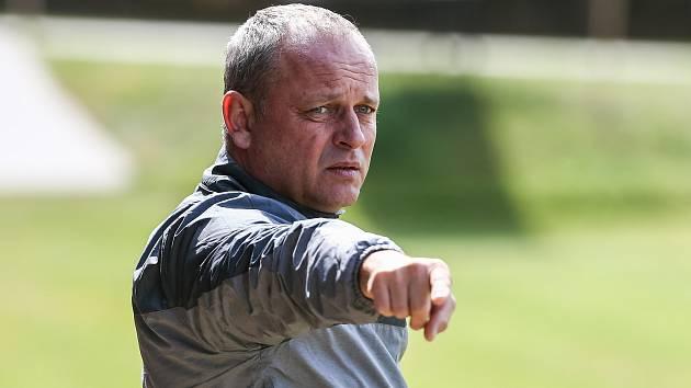 Vladimír Hekerle odtrénoval za necelý rok v Okříškách jen deset soutěžních zápasů
