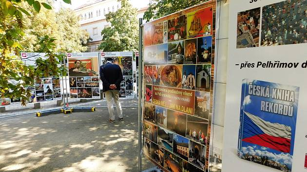 30 let pelhřimovských rekordů ve Valdštejnské zahradě