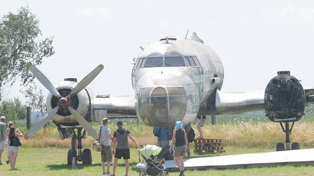 Letecké muzeum v Koněšíně