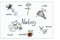 Nové album rodinné kapely Neboj.
