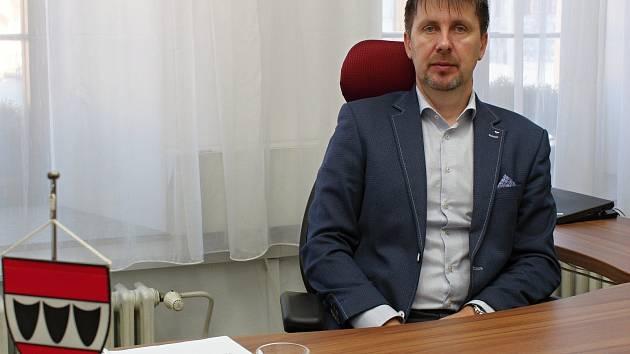 Stojí za to tady žít, říká o Třebíči nový starosta Pavel Pacal