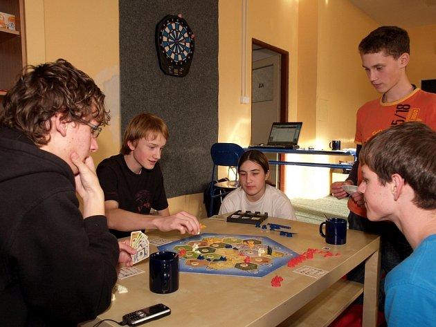První listopadový víkend ožilo Centrum volného času Hrubínka