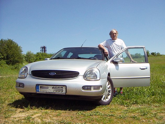 Ford Scorpio Karola Kristofčáka.