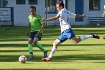 Jako na houpačce vypadají v úvodu letošního ročníku krajského přeboru Vysočiny výkony fotbalistů spojeného klubu Náměště-Vícenic.