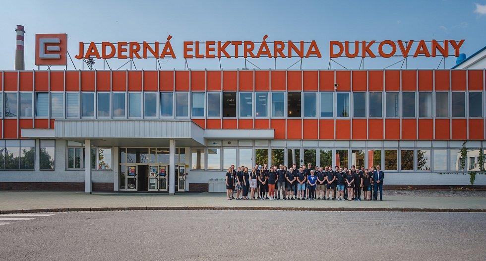 Letní univerzita v Dukovanech