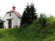 Kaple na místě zjevení Panny Marie