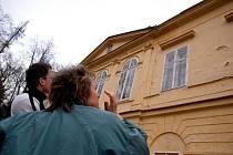 Ústavu sociální péče pro dospělé osoby s mentálním a kombinovaným postižením v Jinošově.