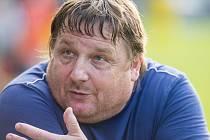 Třebíčský trenér Petr Kylíšek má o čem přemýšlet.