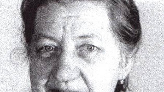 Marie Cikánková. Policisté po ní pátrají od 13. září 1996. Žena vypadala na 80 let, byla hubená, vysoká 155 cm. Na pravé tváři měla mateřské znaménko.