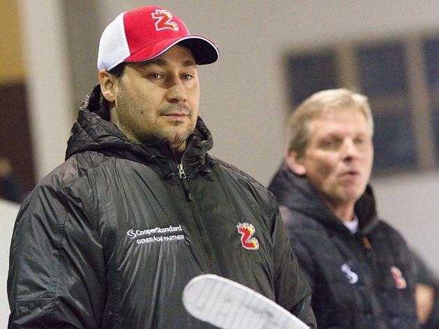 Ve své hráčské kariéře již v Třebíči Martin Sobotka působil. Nyní se po letech na lavičce Plamenů vrací do prvoligového týmu jako hlavní trenér.