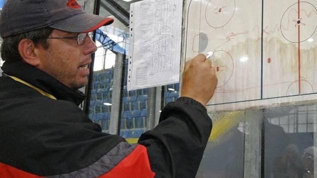 Trenér Kamil Pokorný