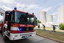 Dne 6. června 2017 se v areálu jaderné elektrárny Dukovany uskutečnilo cvičení záchranářů s názvem Tornádo 2017.