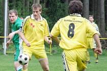 Fotbalisté Budišova-Náramče