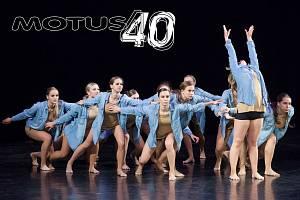 Motus tančí už 40 let.