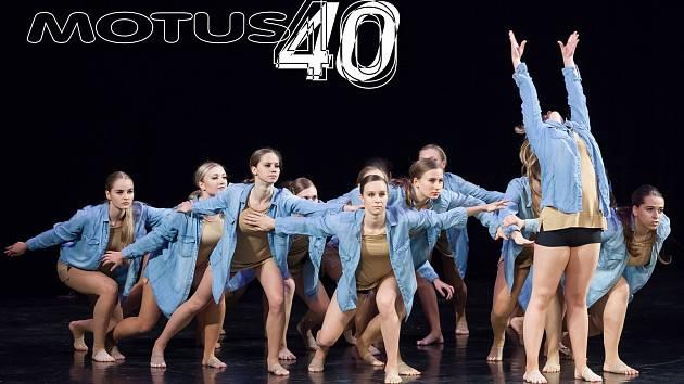 Motus tančí už 40 let, uspořádá setkání generací