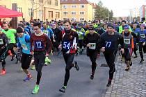V loňském ročníku se běhu zúčastnilo téměř 250 běžců.