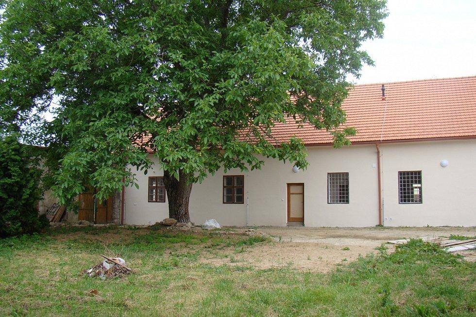 Fara Jana Buly v Lukově.