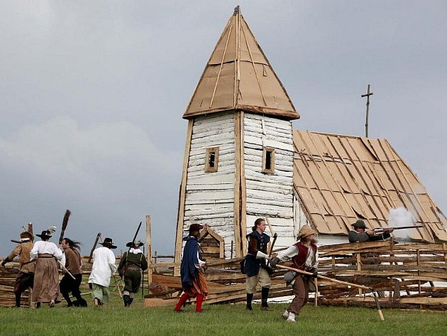 Historická bitva u Mastníku