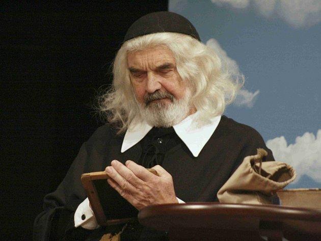 Jan Amos Komenský (Zdeněk Svěrák).