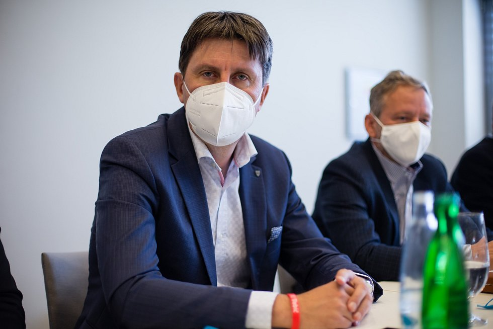 Předvolební debata Deníku Vysočina - Pavel Pacal (Starostové pro Vysočinu).