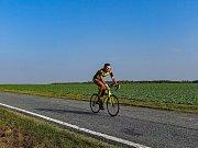 Železný hasič Štěpán Dvořák vyrazí na tisíc kilometrů dlouhou cestu přes Česko a Slovensko.