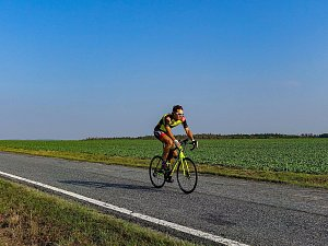 Železný hasič vyrazí na tisíc kilometrů dlouhou cestu