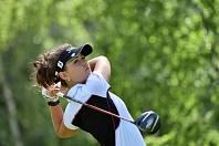 Dvaadvacetiletá Kateřina Vlašínová patří k největším českým golfovým talentům.