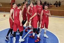 Basketbalisté TJ Třebíč
